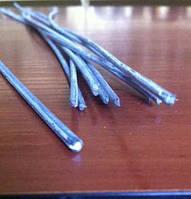 Припой медно фосфорный П14 2мм (медь+сталь) офлюсованый