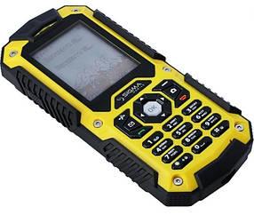 Телефон Sigma X-treme PQ67 Black-yellow Гарантия 12 месяцев