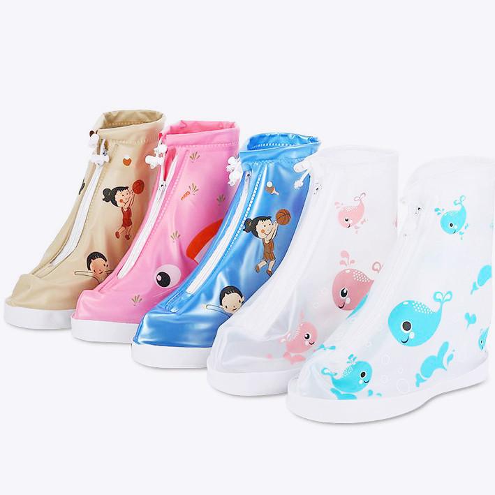 Детские водонепроницаемые чехлы для обуви R0003 - 5 цветов