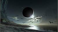 4 Апреля жители Земли будут наблюдать лунное затмение
