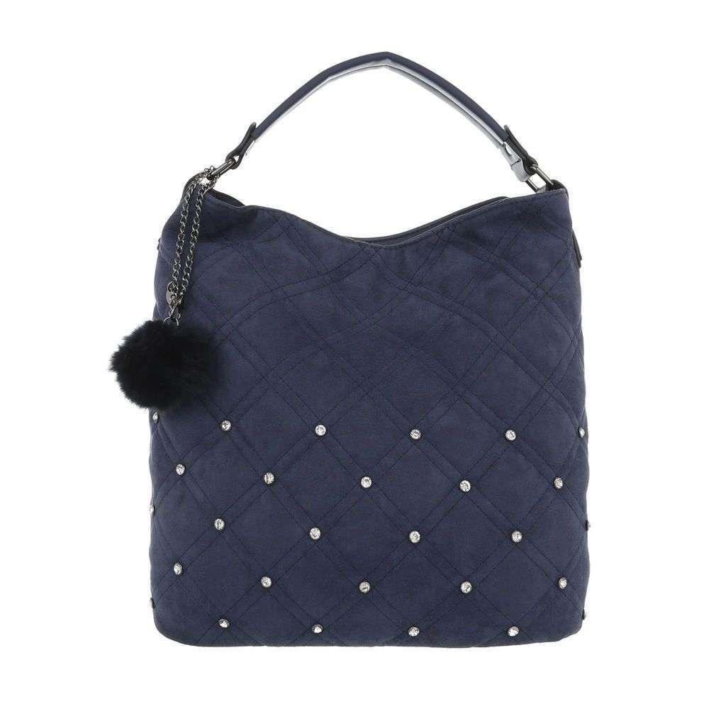 Женская сумка-синий - ТА-7035-7-синий