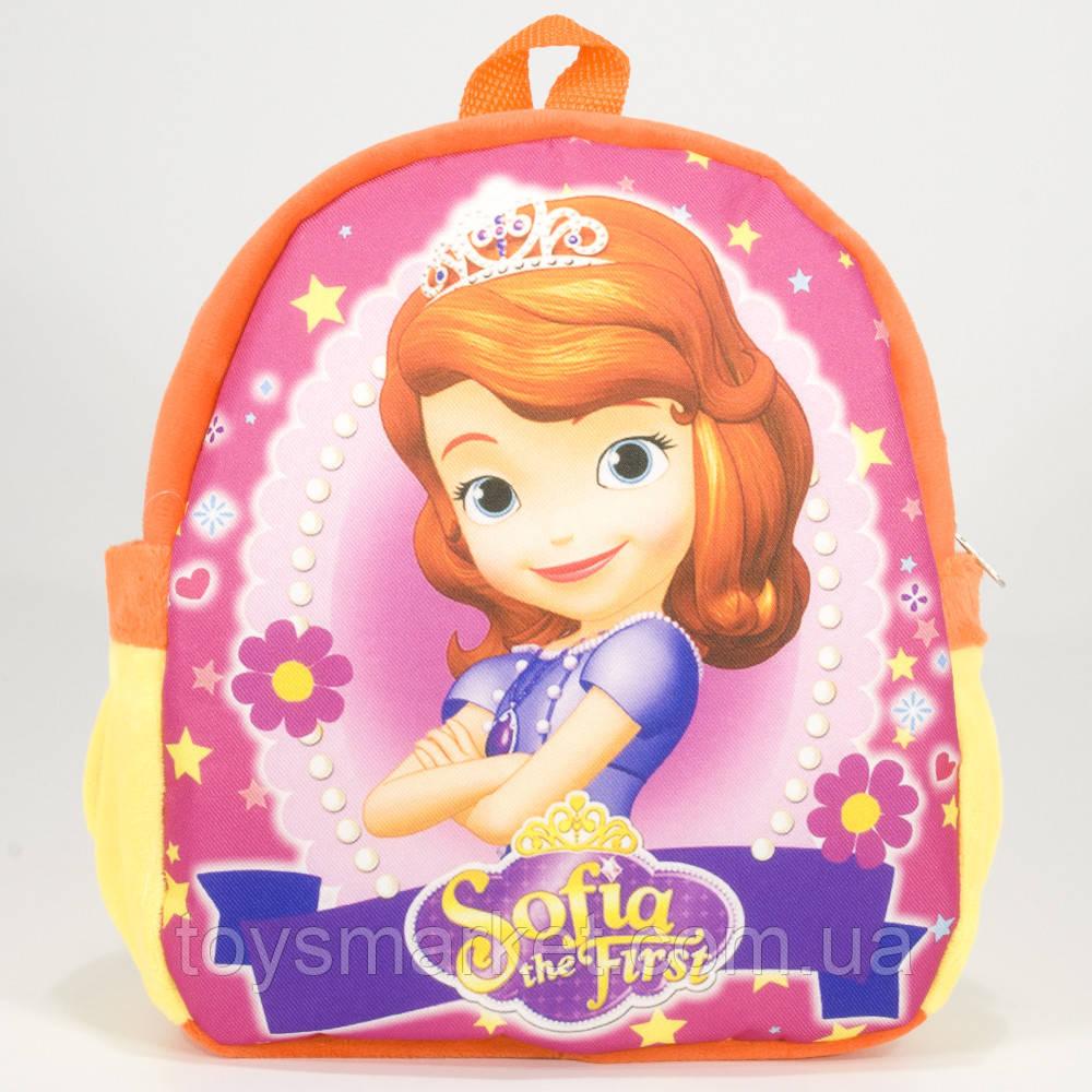 Детский рюкзак София