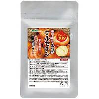 Кверцетин - укрепление и очистка сосудов Япония на 3 месяца применения
