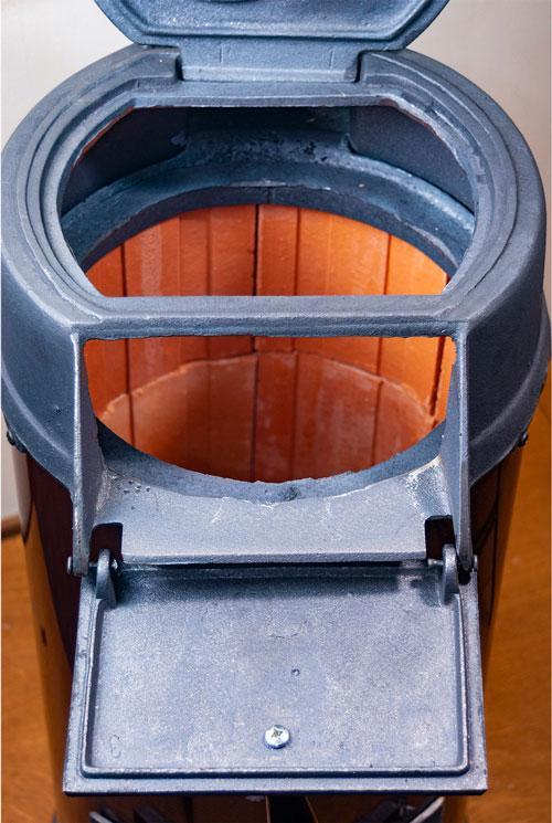 Duval EY-306 BEKAS фото 3 печка