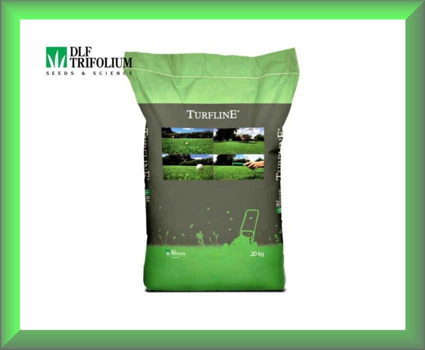 Газонна трава Dlf-Trifolium Turfline Shadow (Шедоу), 20 кг