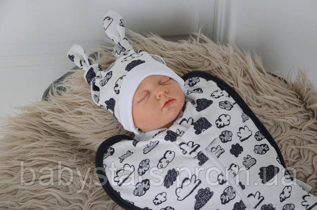 пеленки на молнии для новорожденных