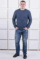 Мужской свитер Лаврентий (темно-серый)