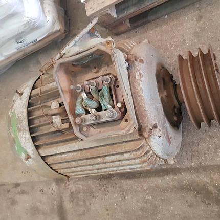 Электродвигатель 4ам 250м6  55кВт 1000об/мин, фото 2