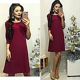 Платье женское свободного кроя 50, 52 р., фото 4