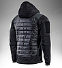 Тактическая Soft Shell куртка WIKING LIGHTWEIGH ( черная ), фото 2