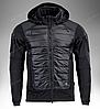 Тактическая Soft Shell куртка WIKING LIGHTWEIGH ( черная ), фото 3