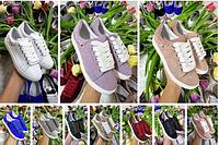 Кеды кроссовки детские и подростковые натуральные оптом и в розницу от харьковского производителя