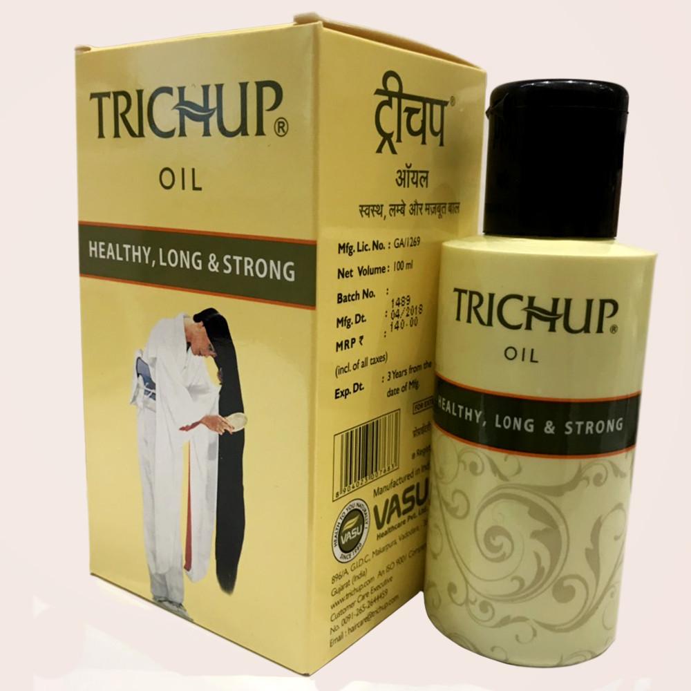 Масло Тричуп - сильные, длинные, здоровые волосы (Trichup Oil, Vasu)