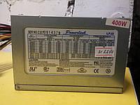Блок питания Powerlink 400W 80 FAN не рабочий
