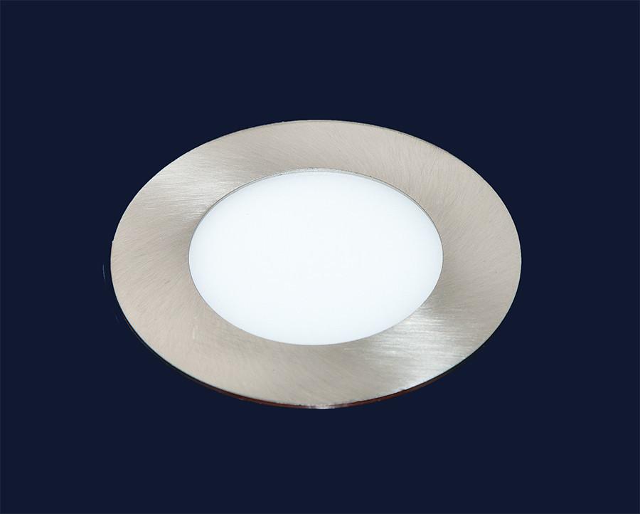 Светодиодный врезной светильник Levistella 728SATINGREY-MBD-25W