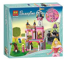 """Конструктор Bela 10890 (Аналог Disney Princess 41152) """"Казковий замок Сплячої Красуні"""" 325 деталей"""