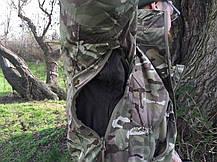 Куртка Helikon Level 7 Apex Climashield 100g Black  Camogrom S, M, L, XL, XXL (KU-GUN-FM-01), фото 2