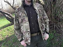 Куртка Helikon Gunfighter Soft Shell Jacket Camogrom S, M, L, XL, XXL (KU-GUN-FM-01), фото 3