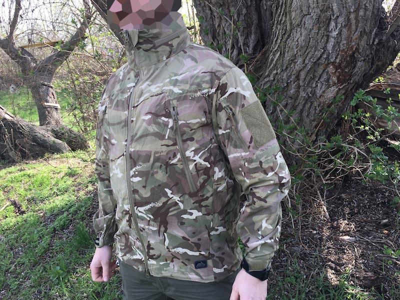 Куртка Helikon Gunfighter Soft Shell Jacket Camogrom S, M, L, XL, XXL (KU-GUN-FM-01)