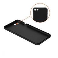Накладка для iPhone 7/iPhone 8 пластик 2E UT Case Black