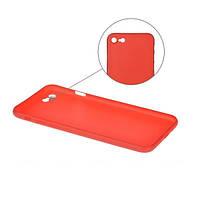 Накладка для iPhone 7/iPhone 8 пластик 2E UT Case Red