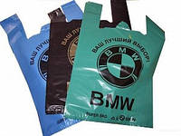 Пакет майка BMW  40*60 NEMO ( до 60 кг)