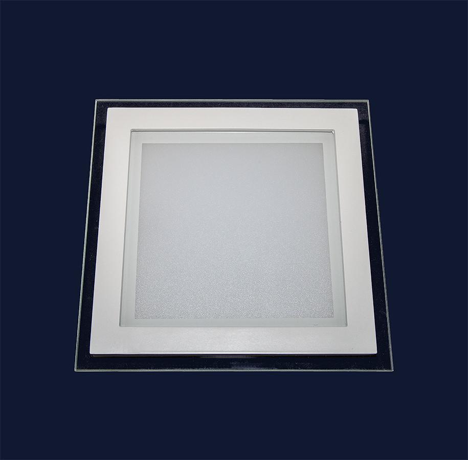 Світлодіодний світильник врізний Levistella 745GLASS-6W