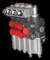Гидрораспределитель МР80-4/4-222Г (44Г), фото 1