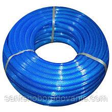 Шланг поливальний Presto-PS силіконовий армований Софт діаметр 3/4 дюйма, довжина 50 м (SFN3/4 50)