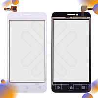 Тачскрин для телефона Lenovo A1010a20 A Plus, цвет белый