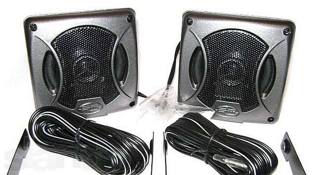 Автомобильные динамики бошман акустика BM Boschmann PR-222 автомобильные колонки квадратные мощность 80 Вт