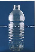 ПЭТ Бутылка Пластиковая 3 л с крышкой и ручкой