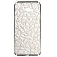 Накладка для Samsung Galaxy J415 J4+ силікон 2E Diamond TR Black