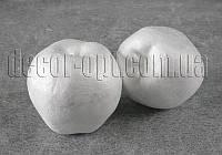 Яблоко пенопластовое 8 см