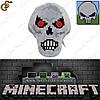 "Игрушка Череп  из Minecraft - ""Skull Face"" - 15 х 13 см."