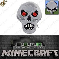 """Игрушка Череп  из Minecraft - """"Skull Face"""" - 15 х 13 см., фото 1"""