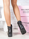 Ботинки кожаные Джессика 6778-28, фото 4