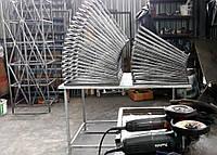 Изготовление металлической мебели по чертежам заказчиков