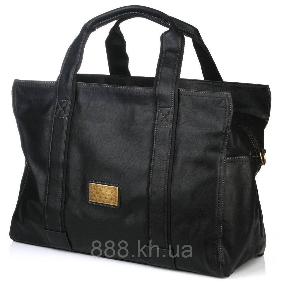 Дорожная сумка David Jones, мужская дорожная сумка, вместительная дорожная сумка