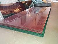 Гладкий лист 2000*1000мм. С полимерным покрытием.