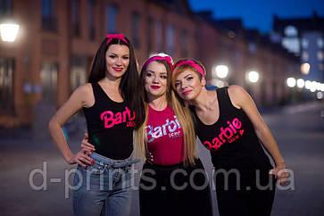 "Женские футболки ""Barbie"""