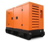 Дизельный генератор 30 кВт АД30С-Т400-2РП (ММЗ) альтернатор БМЕ-дизель (Беларусь) в кожухе