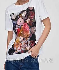 "Женские футболки ""Style"""