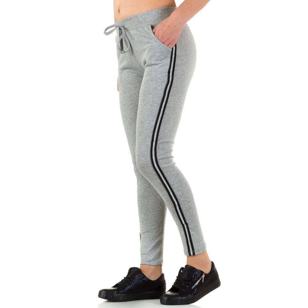 Женские брюки от Best Fashion grey - SS-BF67045-серый