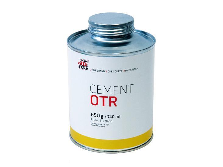 Специальный цемент OTR 650 грамм Rema Tip-Top 5159430 (Германия)