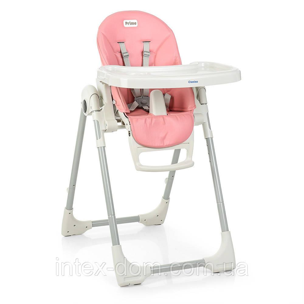Стульчик ME 1038 ( розовый)