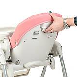 Стульчик ME 1038 ( розовый), фото 5