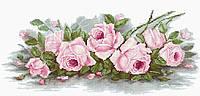 Набор для вышивки крестом Luca-S BA2353 «Романтические розы»