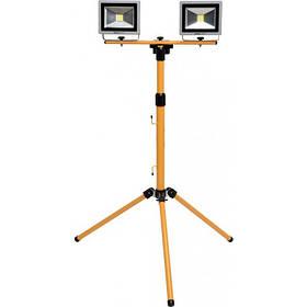 Прожектор на штативі LED 2 Х 20Вт YATO YT-81789