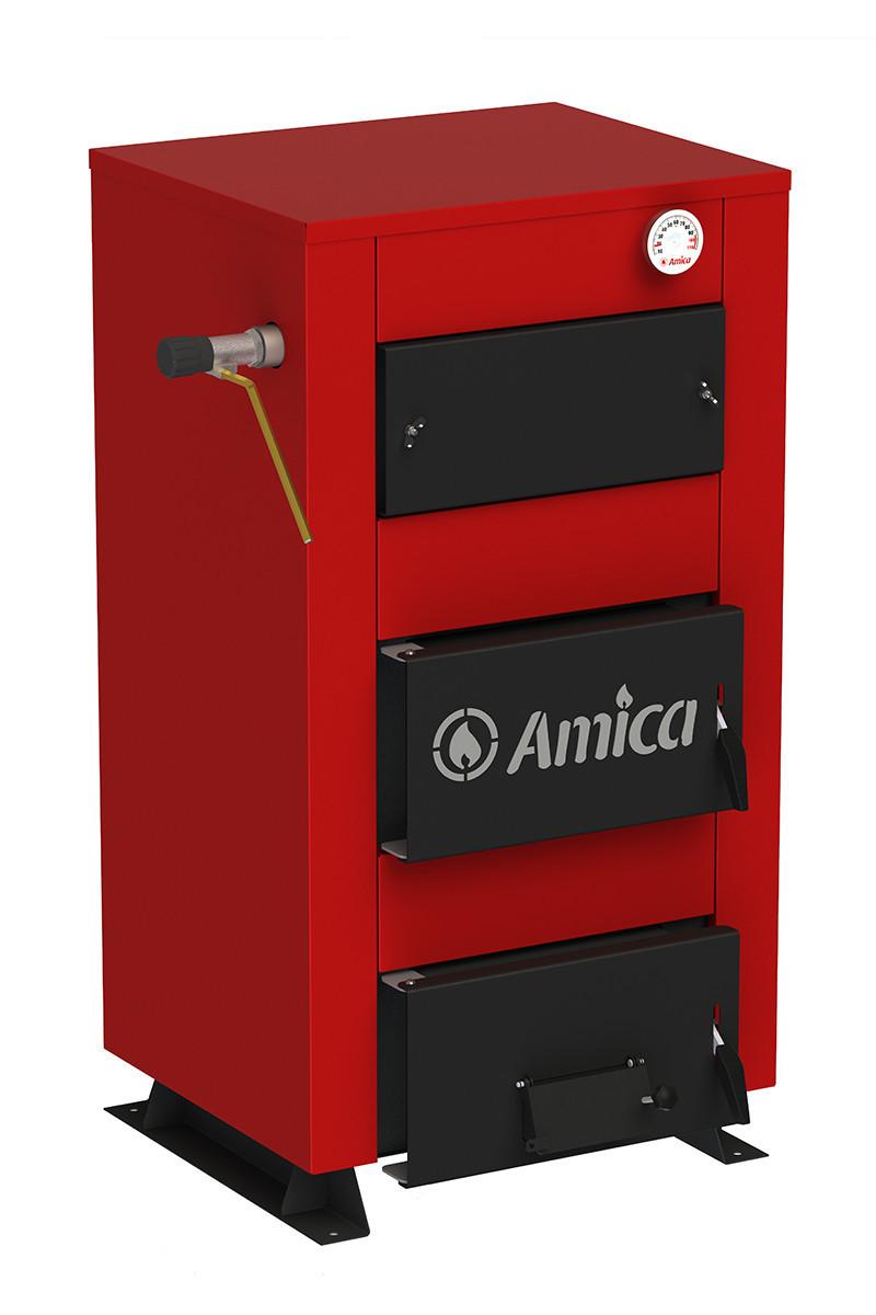 Твердотопливный котел Amica Classic 26